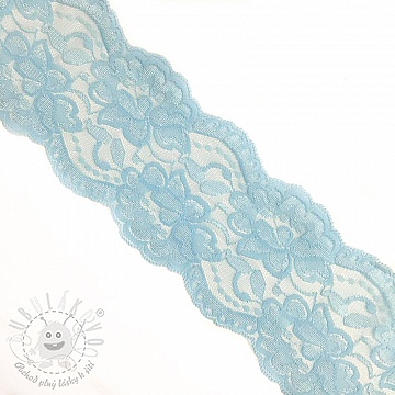 Krajka Blossom light blue