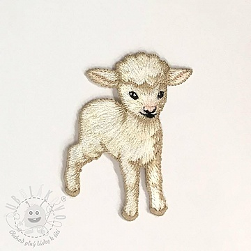 Sticker BASIC Lamb