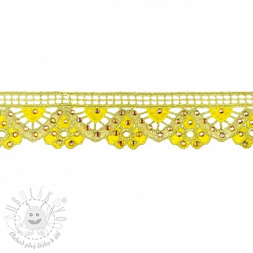 Stuha Diamond yellow