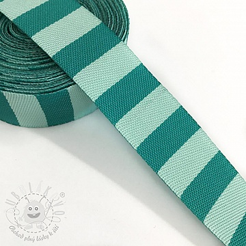 Stuha Stripe mint