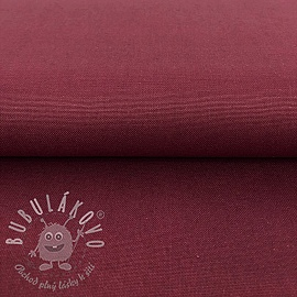 CANVAS beet red