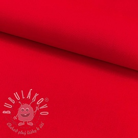 CANVAS HEAVY red