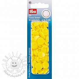 Colorsnaps PRYM light yellow