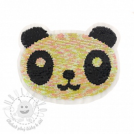 Flitry oboustranné Panda multi