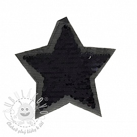 Flitry oboustranné Star mini black