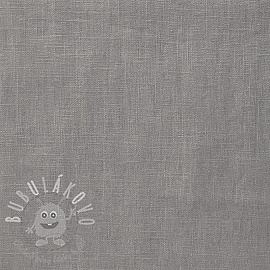Linen enzyme washed grey