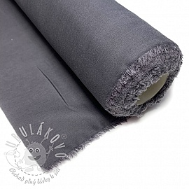 Oil skin dark grey