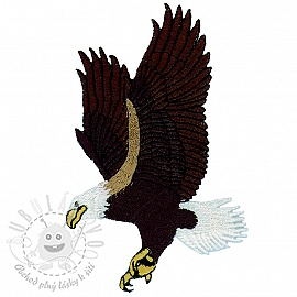 Sticker BASIC Eagle