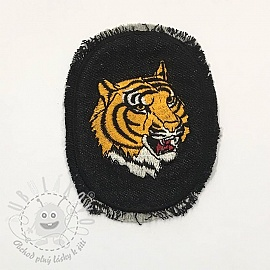 Sticker BASIC Tiger Head PATCH