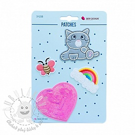 Sticker BIPP Cat Heart