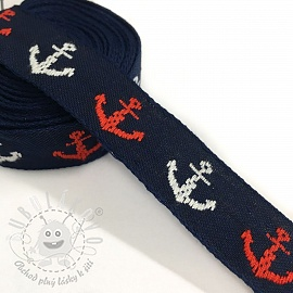 Stuha Anchor multi navy