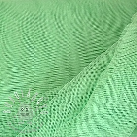 Tyl na TUTU light mint 160 cm