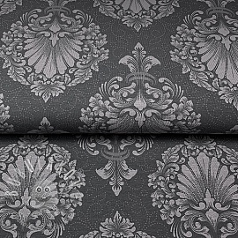Úplet Baroque grey