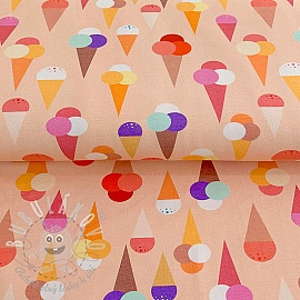 Úplet Pastel ice lolly digital print