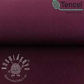 Úplet TENCEL modal purple